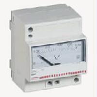 btdin- voltmetro analogico 300Vac