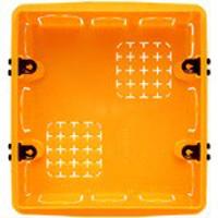 scatole- da incasso quadrata a 6 posti
