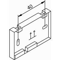 INT. ORARI-MicroRex adattatore da parete