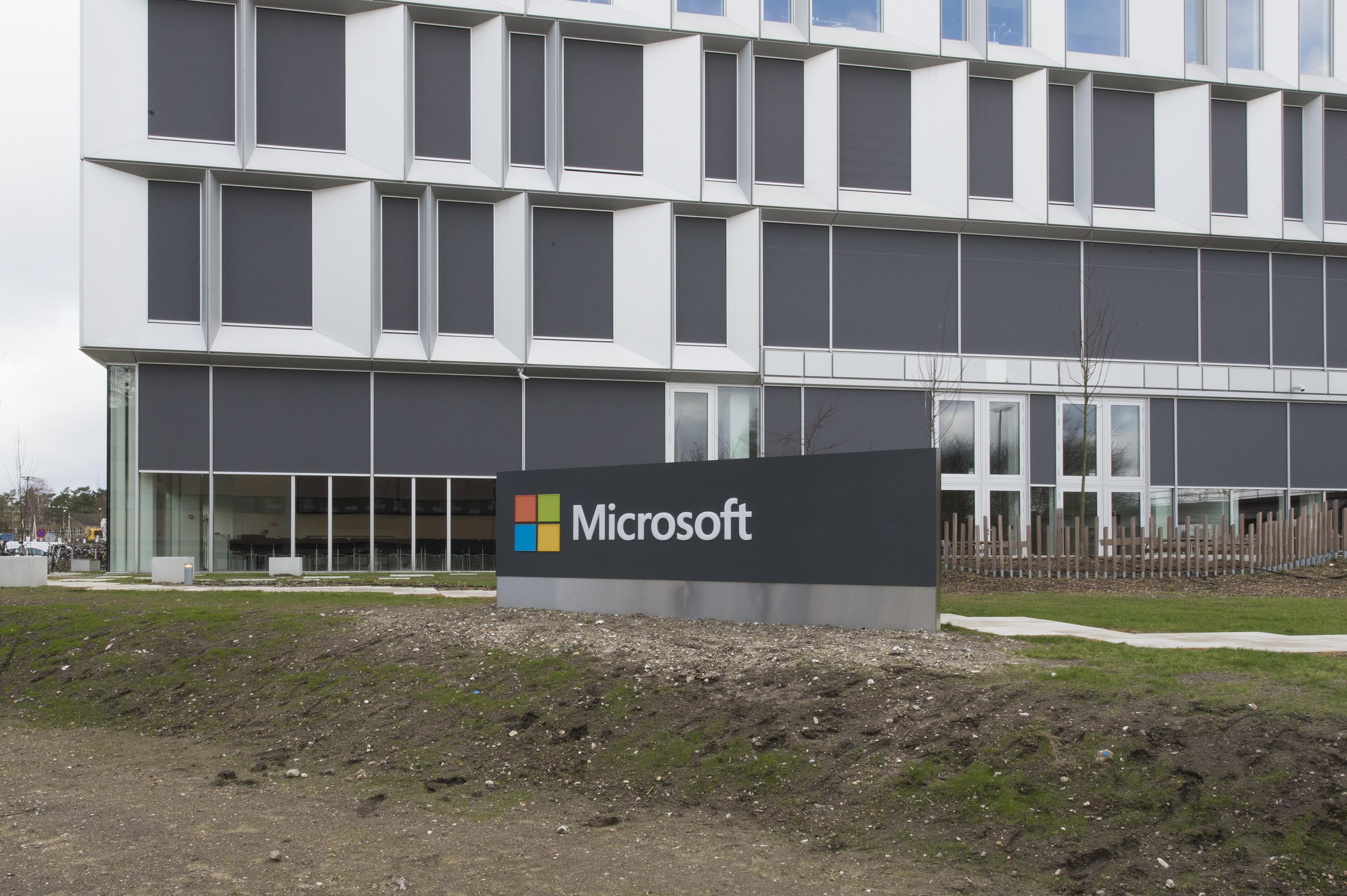 Il sistema di building automation KNX di ABB per la nuova sede di Microsoft 1