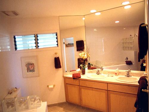 L impianto elettrico nei locali da bagno e doccia