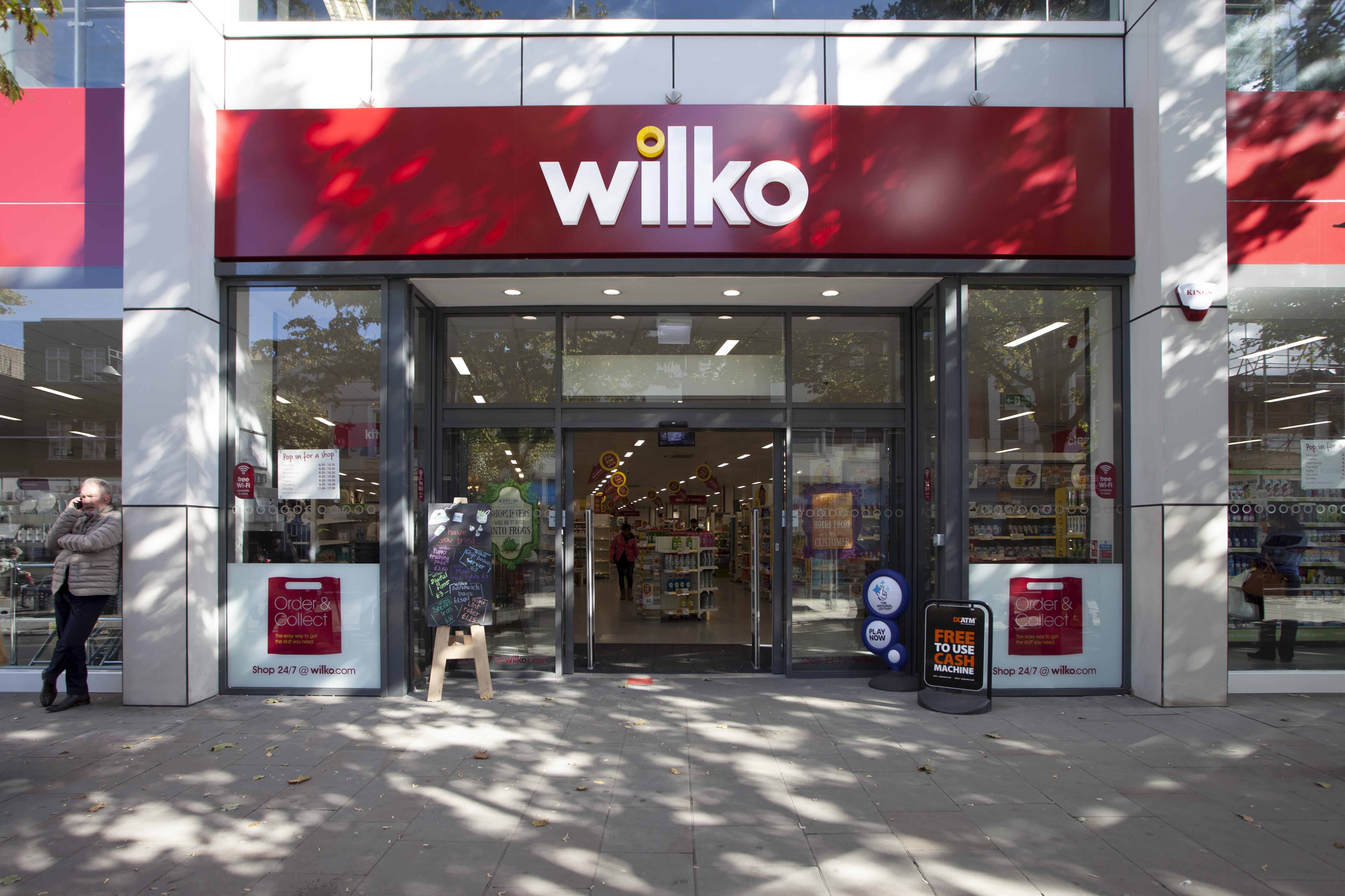 Wilko uk il progetto di illuminazione thorn for Grandi magazzini mobili