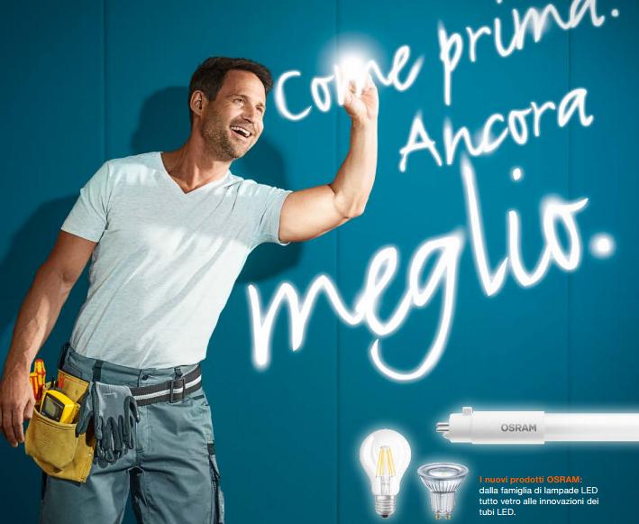 Scopri la nuova dim ensione led con le nuove lampade for Nuove lampade a led