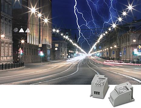 Schema Quadro Elettrico Per Illuminazione Pubblica : Protezioni contro le sovratensioni per l illuminazione
