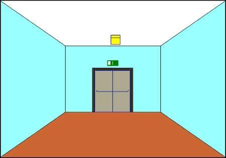 Illuminazione Di Un Corridoio : Illuminazione di sicurezza voltimum italia