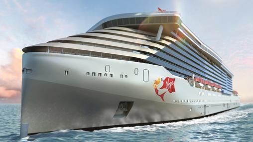 Abb alimenta la nuova flotta di navi da crociera virgin